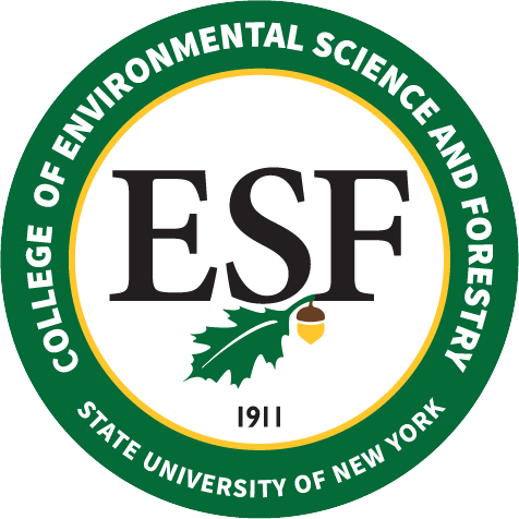 State University of New York, College of Environmental Science and Forestry logo